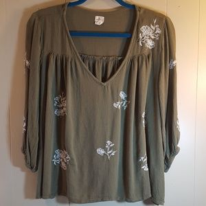 Oneill Rayon Top